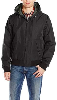 Bass GH Men's Campsite Hoody Bomber Jacket