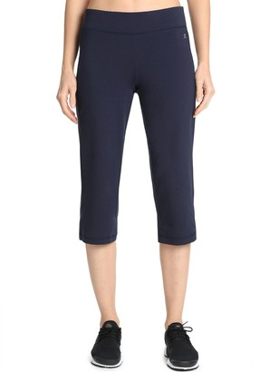 Danskin Women's High-Waist Yoga Capris