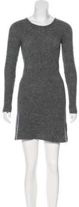 Etoile Isabel Marant Wool-Blend Dress