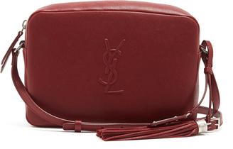 Saint Laurent Lou medium leather cross-body bag