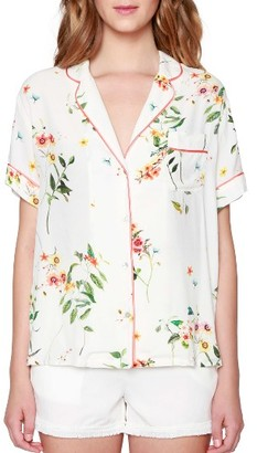 Women's Willow & Clay Floral Print Shirt $89 thestylecure.com