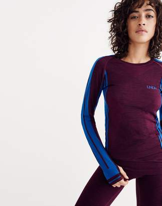 Madewell LNDR Colours Long-Sleeve Sports Top
