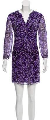 Diane von Furstenberg Aria Silk Dress