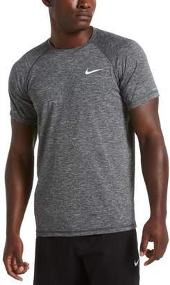 Nike Men's Solid Dri-Fit Hydroguard Swim Tee