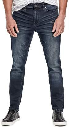 GUESS Factory Men's Harlem Faded Slim Jeans