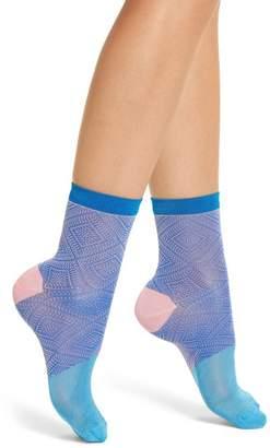Happy Socks Hysteria by Jill Ankle Socks