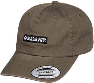 Quiksilver Carsons Twill Baseball Cap