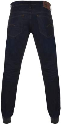 G Star Raw 3301 Tapered Stretch Jeans Blue