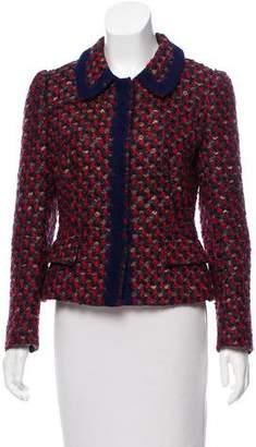 Prada Wool Bouclé Jacket