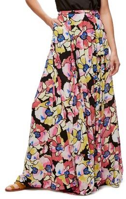 Women's Free People Hot Tropics Maxi Skirt $128 thestylecure.com