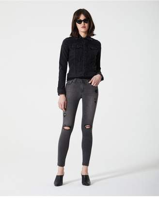 AG Jeans The Legging Ankle - 10 Years Stone Ash