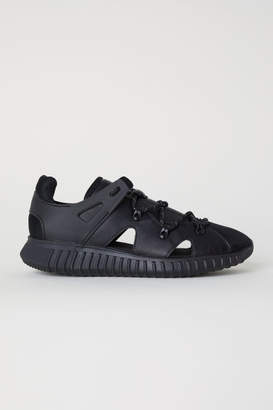 H&M Sneaker Sandals - Black