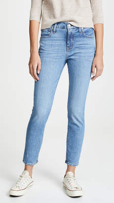 Madewell High Rise Eco Jeans