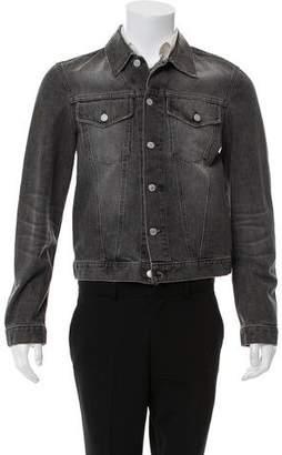 Helmut Lang Vintage Casual Denim Jacket
