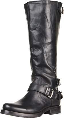Frye Women's Veronica Back-Zip Boot, -Up