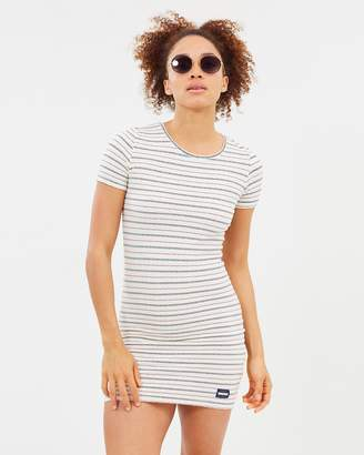 Superdry Textured Pacific Tee Dress
