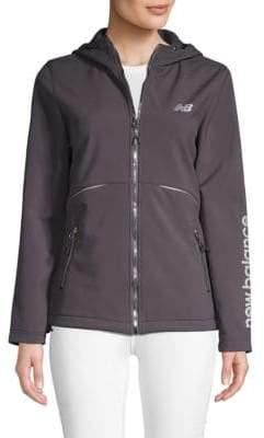 New Balance Contrast Active Jacket