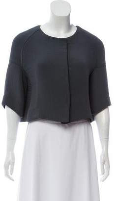 Marni Textured Crop Jacket