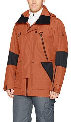 DC Men's Command 30k Water Proof Snow Shell Jacket