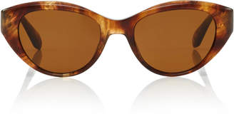 Garrett Leight Del Rey 50 Cat-Eye Acetate Sunglasses