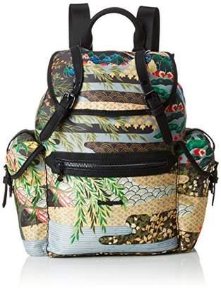 Desigual Bols_explorer Victoria, Women's Backpack Handbag,13x35x21 cm (B x H T)