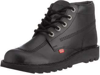 Kickers Mens Kick Hi Core Leather Shoes 45 EU