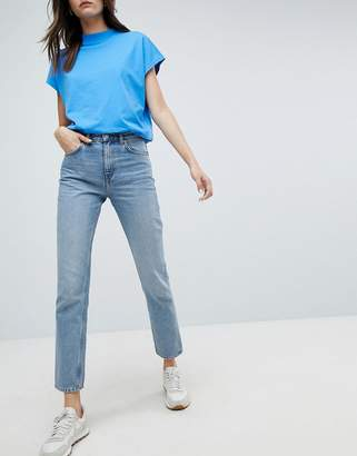 Weekday Seattle High Waist Mom Jeans