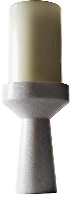 Stone Short Candleholder