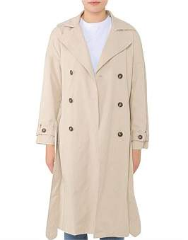 Nude Lucy Amelie Trench Coat