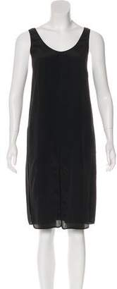 Alexander Wang Sleeveless Midi Dress