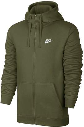 Nike Big & Tall Club Full-Zip Fleece Hoodie