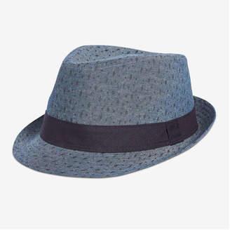 3ea23305ade03f Joe Fresh Men's Fedora, Blue (Size O/S)