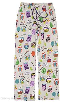 Hatley Little Blue House by Women's Land Animals Jersey Pajama Pants