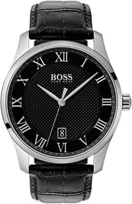 HUGO BOSS 1513585 Master Watch Black