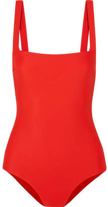 Matteau - The Square Swimsuit - Red
