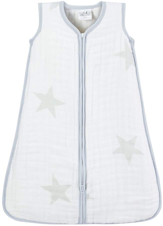 Aden + Anais Star Print Multi-Layer Cozy Sleeping Bag