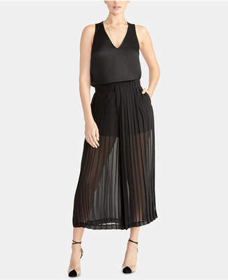 Rachel Roy Ada Pleated Palazzo Pants