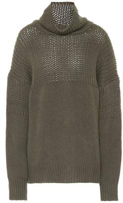 Jil Sander Wool and angora sweater