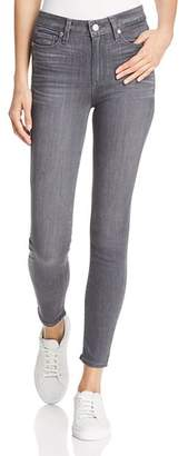Paige Hoxton Skinny Jeans in Gray Peaks