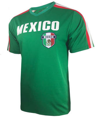 Authentic Nfl Apparel Mexico National Team Mesh Warm-up T-Shirt, Big Boys (8-20)