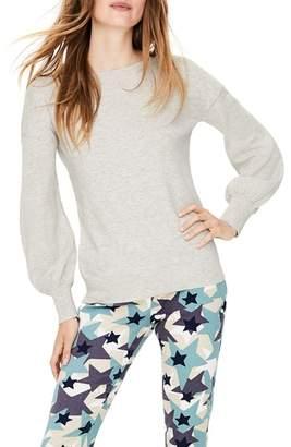 Boden Muriel Volume Sleeve Sweater