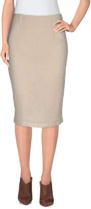 New York Industrie Knee length skirts
