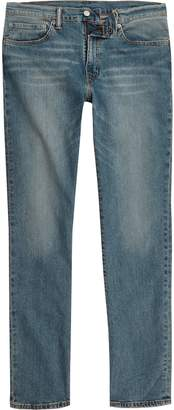 Levi's Mens 511 distressed slim fit jeans