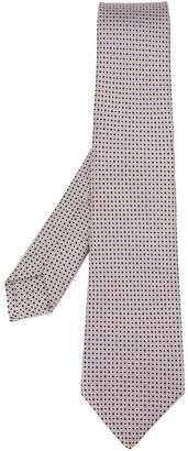 Kiton circle pattern tie