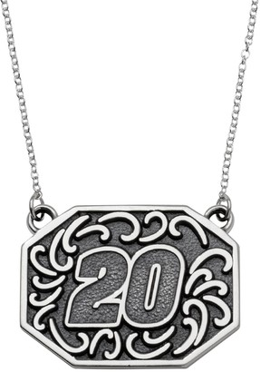 "Insignia Collection NASCAR Matt Kenseth Stainless Steel ""20"" Pendant"