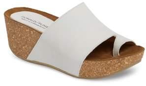 Donald J Pliner Ginie Platform Wedge Sandal