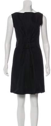 Ter Et Bantine Lace-Up Mini Dress w/ Tags