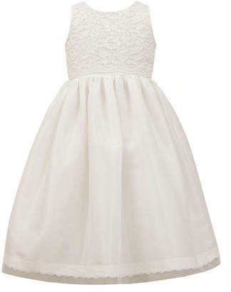 Jayne Copeland Soutache Tulle Dress
