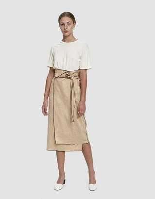 Farrow Celeste Wrap Tie Skirt