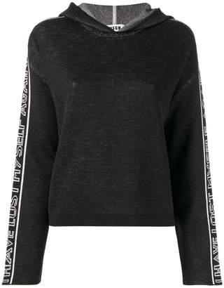 MSGM I Have Lost Myself hoodie